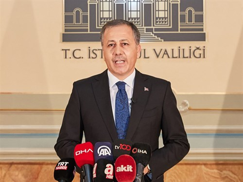 Governor Yerlikaya Made a Press Statement on Early Start of Working Hours in the Industry Sector and Flexible Working Hours in the Public Institutions