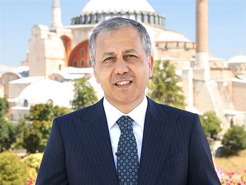 Istanbul Governor Ali Yerlikaya Posted a Message of Celebration for the Religious Festival