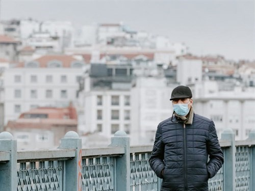 Obligation to Wear Mask in Open Areas in Istanbul