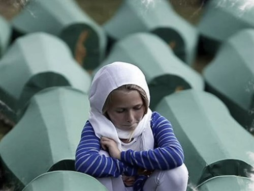 We Will Not Forget Srebrenica