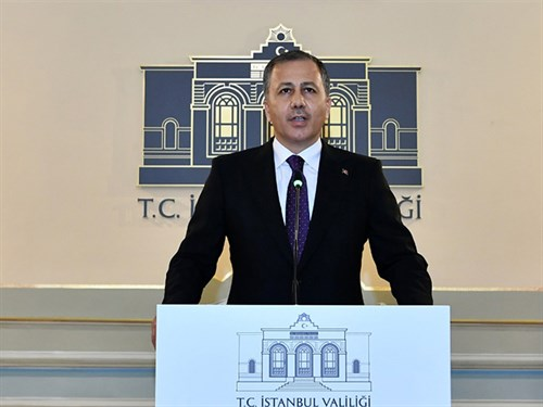 "Governor Yerlikaya: ""We are all Republic, Happy 97th anniversary of our Republic"""