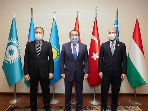 Governor Yerlikaya Visited Turkic Council