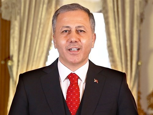 "Governor Yerlikaya: ""I wish you a Year Like Istanbul"""